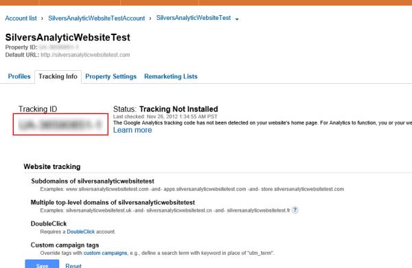 GoogleAnalyticsWinRt 3 Google Analytics for your WinRT app