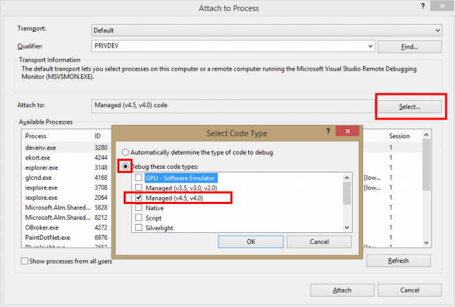 designtimeexceptiondebugging5 662x447 Visual Studio 2013 and Blend design time exception debugging